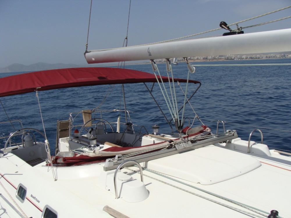 Rent a Bénéteau Oceanis 473 Álimos