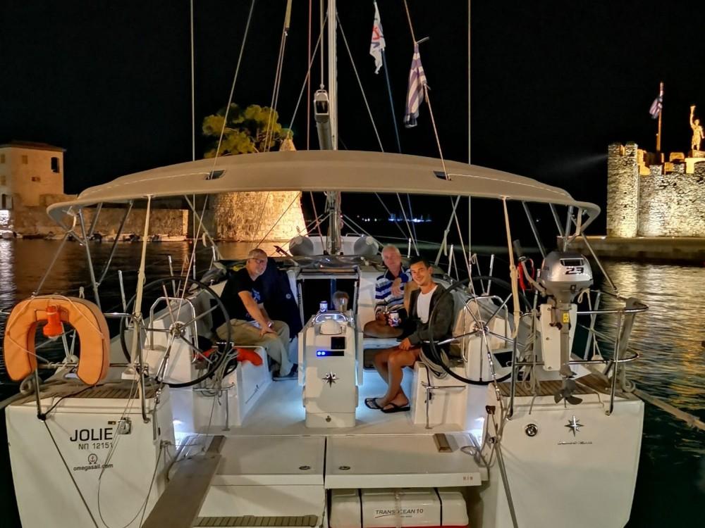 Rental Sailboat in Kontokali - Jeanneau Sun Odyssey 440