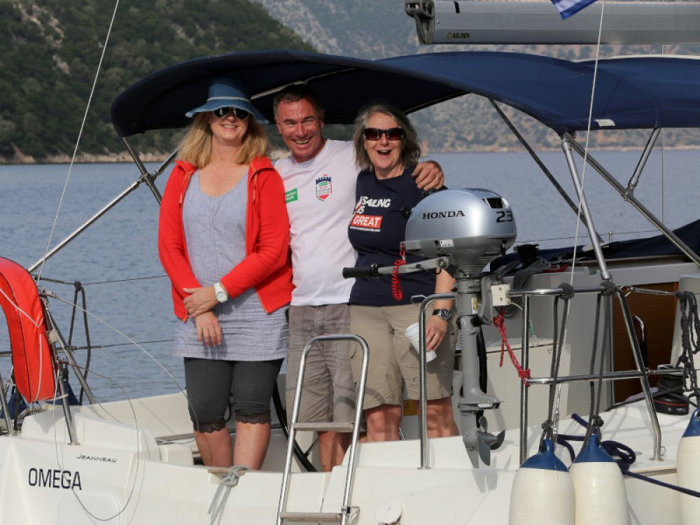 Rental yacht Marina Gouvia - Jeanneau Sun Odyssey 33i on SamBoat