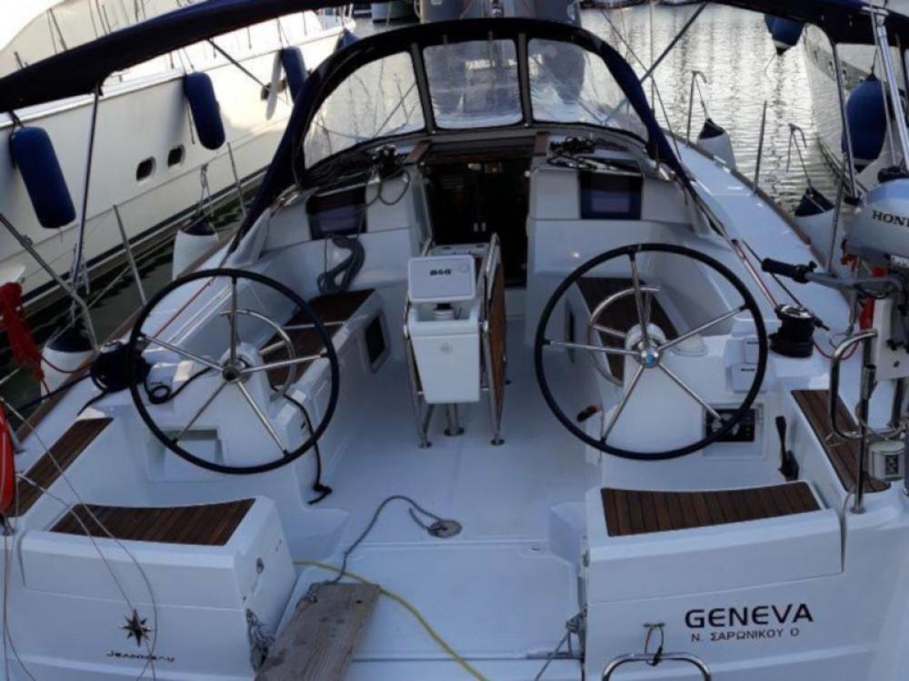 Rental yacht Kontokali - Jeanneau Sun Odyssey 389 on SamBoat