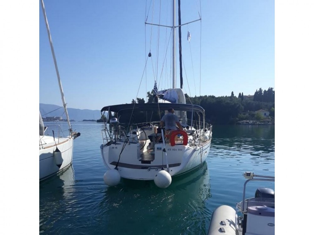 Boat rental Marina Gouvia cheap Bavaria 51 Cruiser