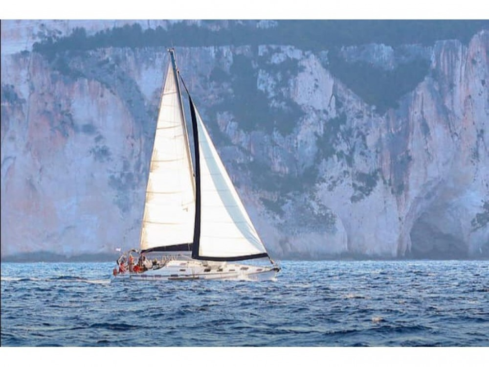 Rental Sailboat in Marina Gouvia - Bavaria Bavaria 51 Cruiser