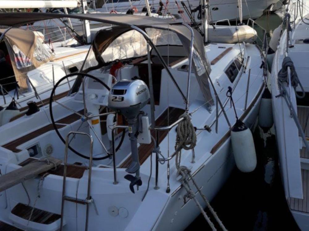 Boat rental Marina Gouvia cheap Sun Odyssey 33i