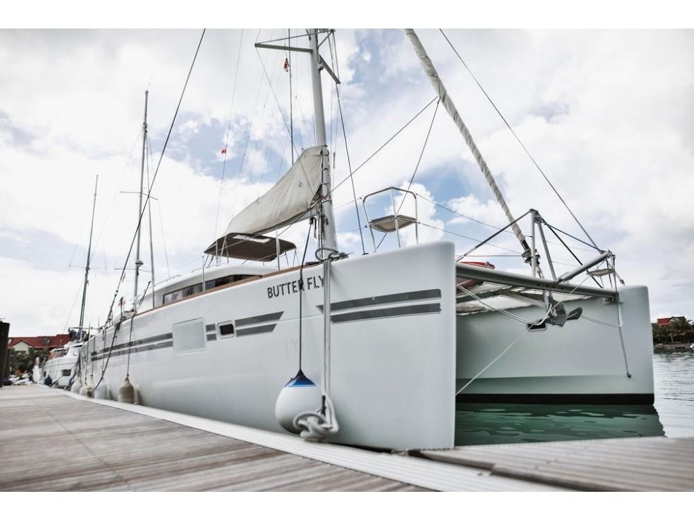 Rental yacht Victoria - Lagoon Lagoon 450  Flybridge on SamBoat