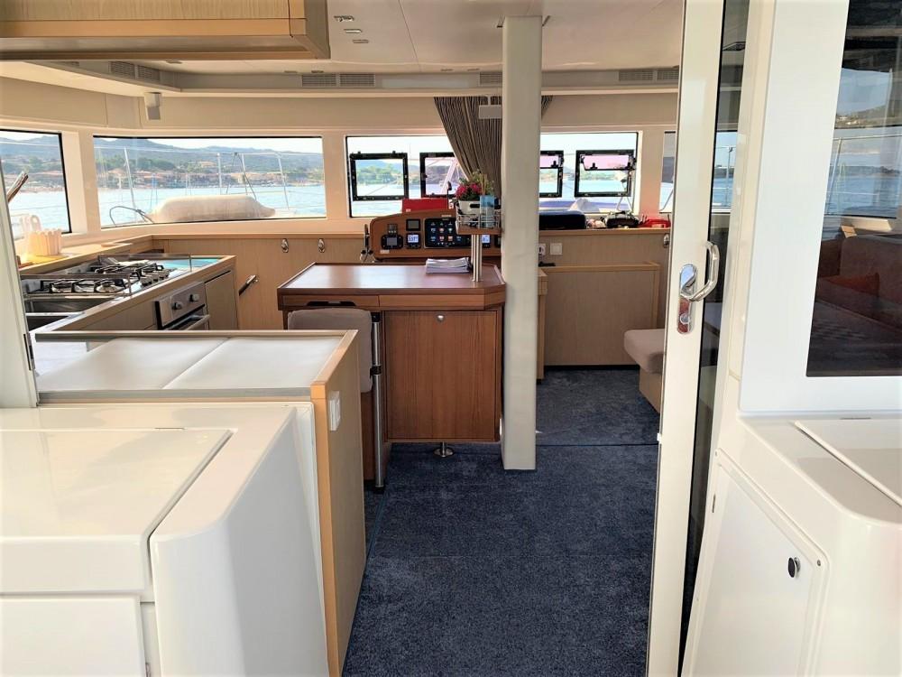 Boat rental  cheap Lagoon 52