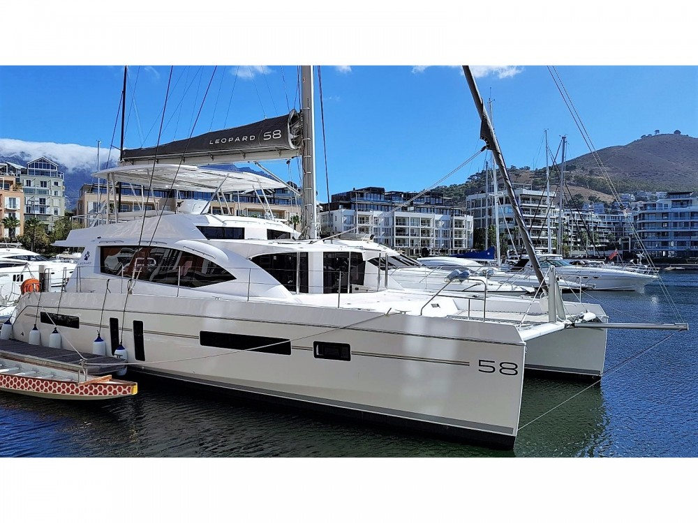 Catamaran for rent Victoria at the best price