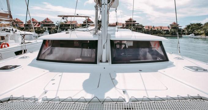 Rental yacht Eden Island - Fountaine Pajot Helia 44 Evolution on SamBoat