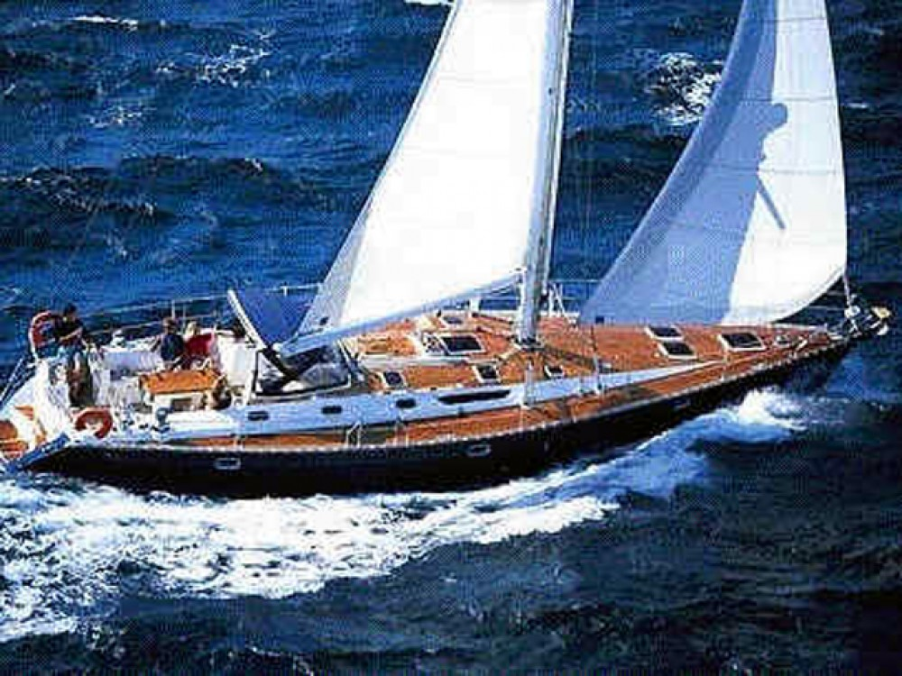 Hire Sailboat with or without skipper Jeanneau PREVEZA MARINA