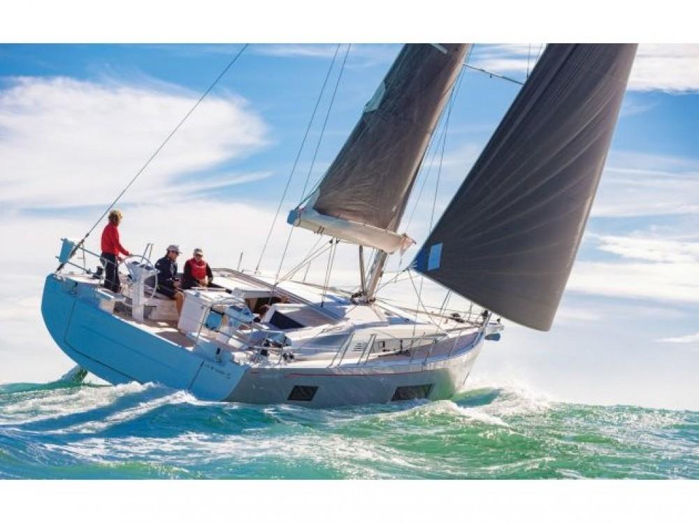 Rental yacht Alzachèna/Arzachena - Bénéteau Oceanis 46.1 on SamBoat