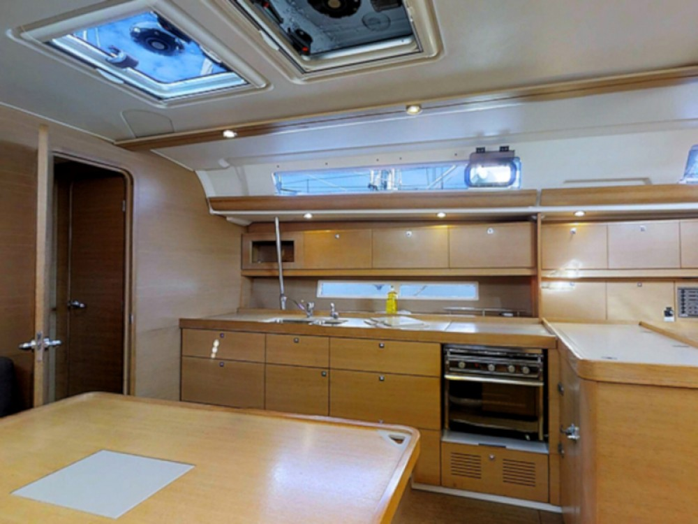 Boat rental Dufour Dufour 450 Grand Large in Rogoznica on Samboat