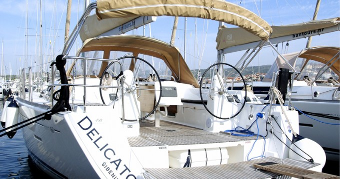 Boat rental Rogoznica cheap Dufour 450 Grand Large