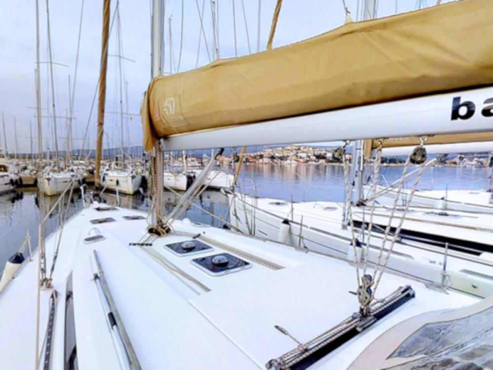 Boat rental Rogoznica cheap Dufour 450 Grand Large