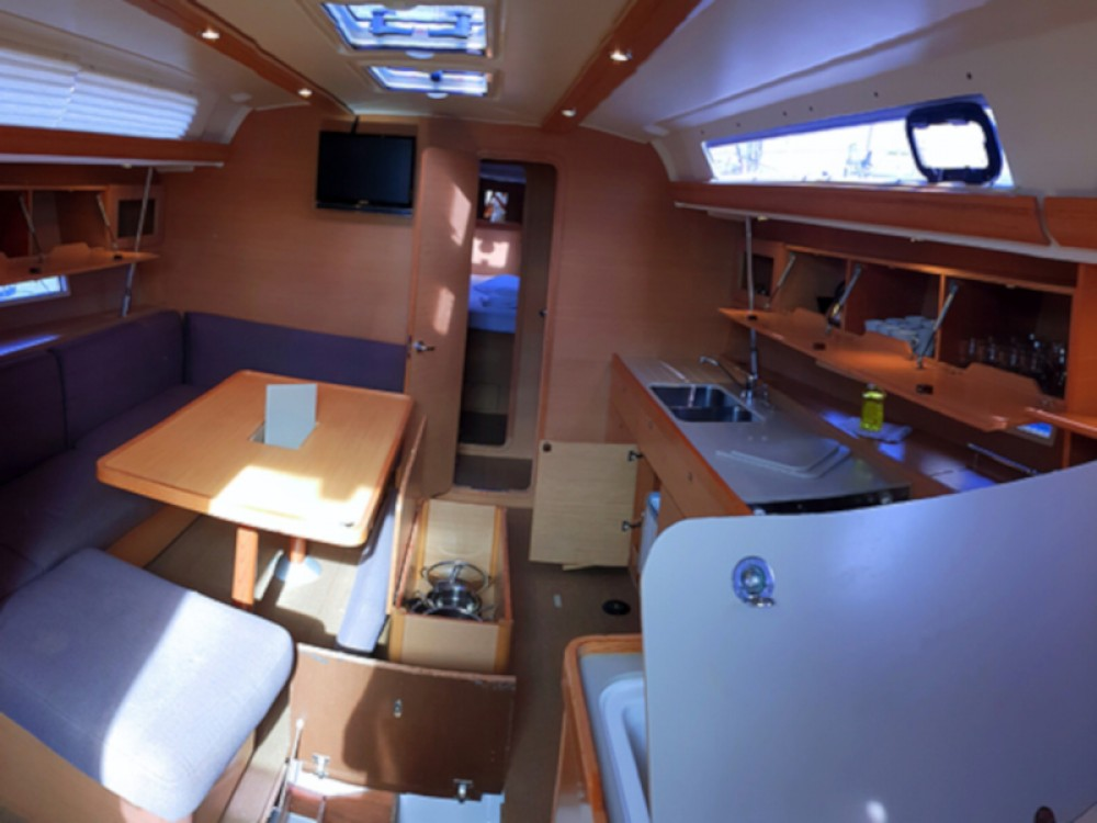 Rent a Dufour Dufour 450 Grand Large Rogoznica