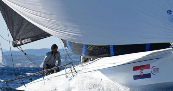 Rental Sailboat in Split -  ClubSwan 36