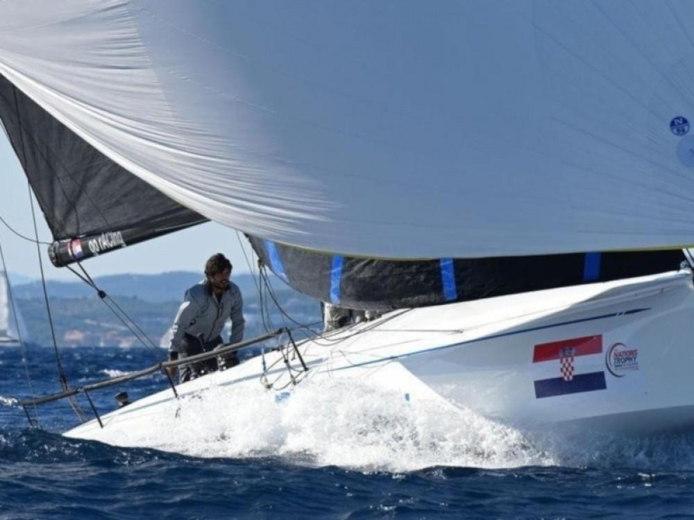 Rental yacht ACI Marina Split -  ClubSwan 36 on SamBoat