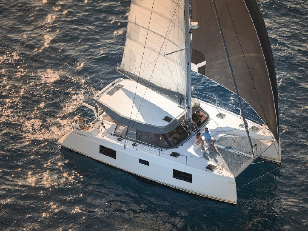 Rental Catamaran in  - Nautitech Nautitech Open 40