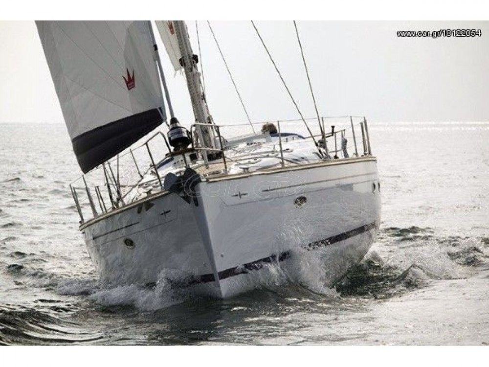 Boat rental Alimos Marina cheap Bavaria 50