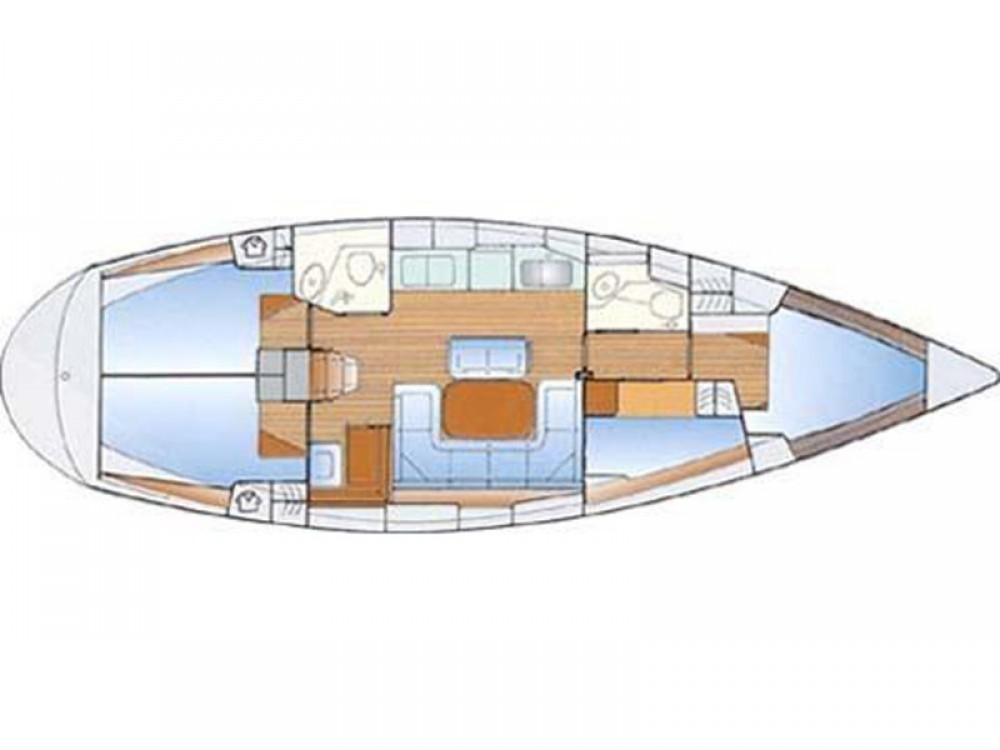 Boat rental Bavaria Bavaria 42 in Kavala on Samboat