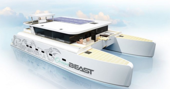 Catamaran for rent Port d'Andratx at the best price