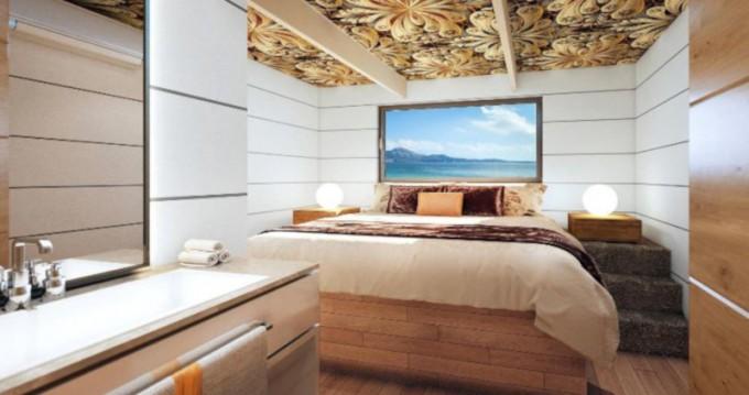 Rental Catamaran in Port d'Andratx -  Ocean Beast 65