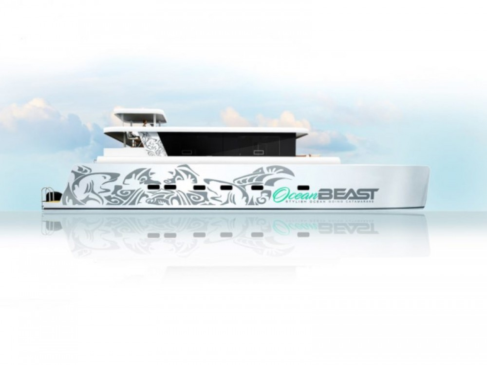 Ocean Beast 65 between personal and professional Andrach