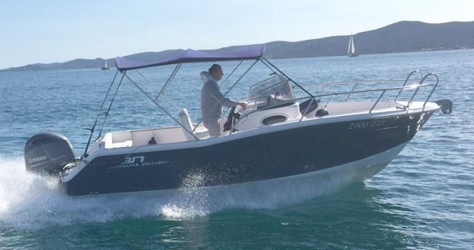 Hire Motorboat with or without skipper Elan Sukošan