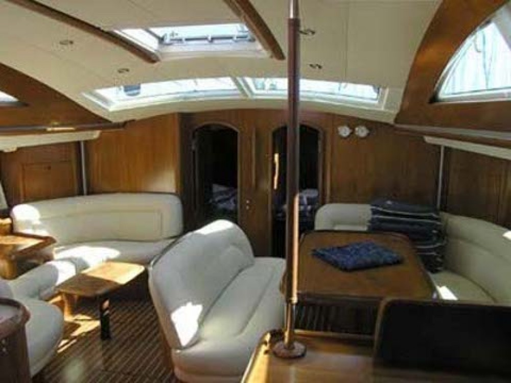Jeanneau Sun Odyssey 54DS between personal and professional Rogoznica