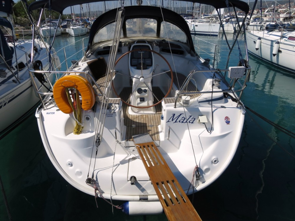 Boat rental Rogoznica cheap Bavaria 37 C