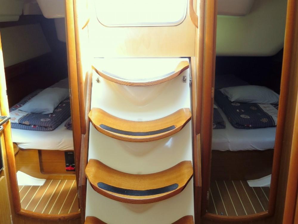 Rental yacht Rogoznica - Jeanneau Sun Odyssey 36i on SamBoat
