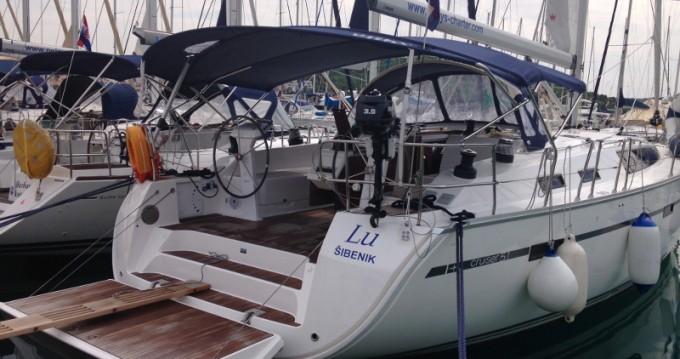 Boat rental Bavaria Cruiser 51 in Rogoznica on Samboat