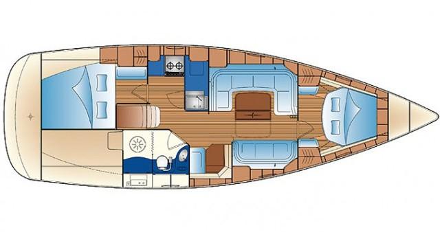 Boat rental Rogoznica cheap Bavaria 34 C