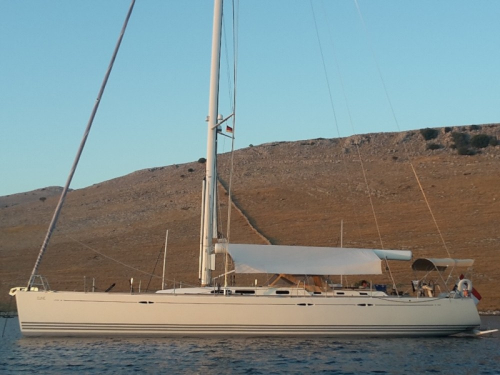X-Yachts X-65 between personal and professional