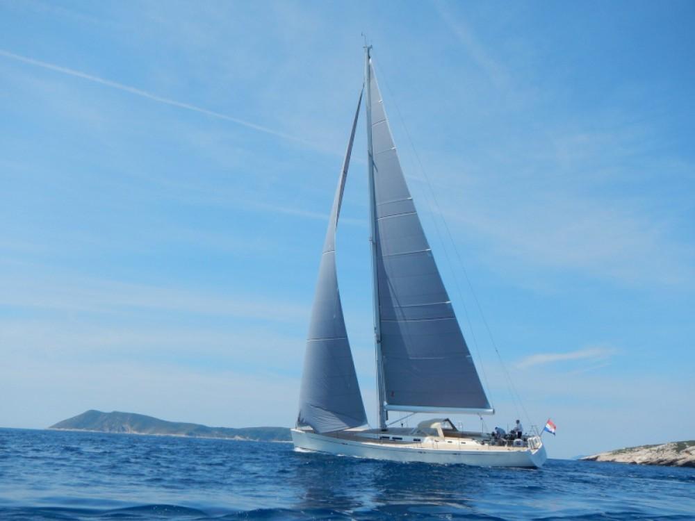 Rental yacht  - X-Yachts X-65 on SamBoat