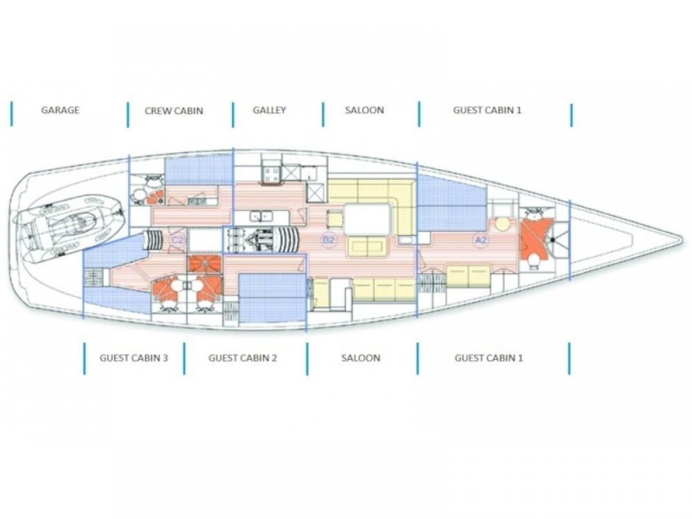 Boat rental  cheap X-65