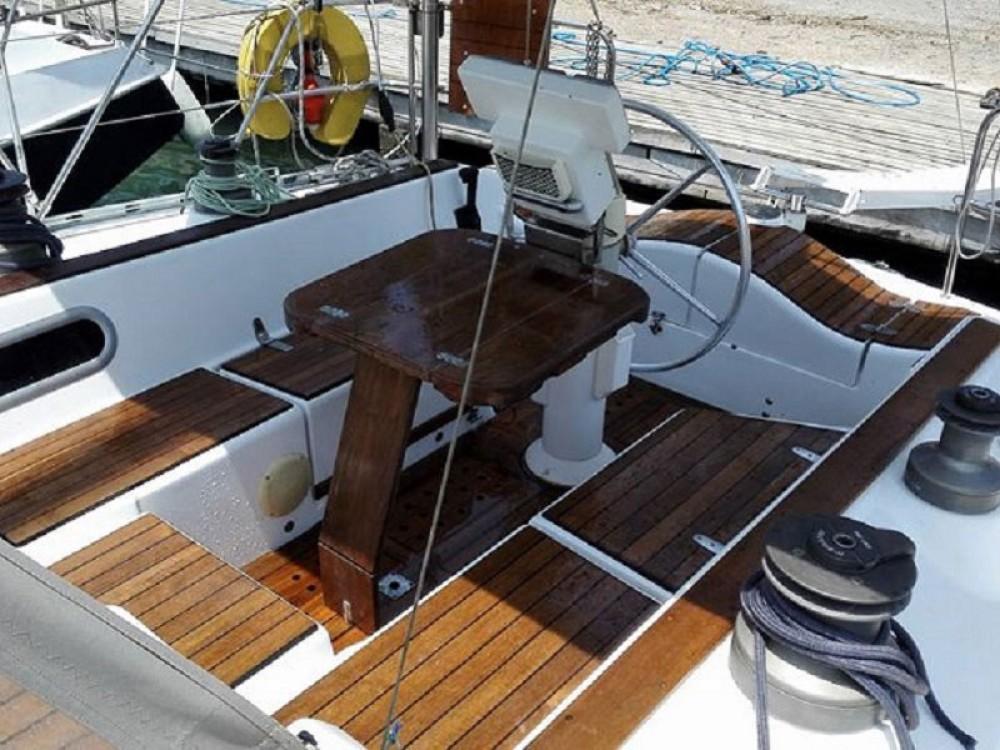 Rental Sailboat in Lávrio - Dromor Dromor Triton 48