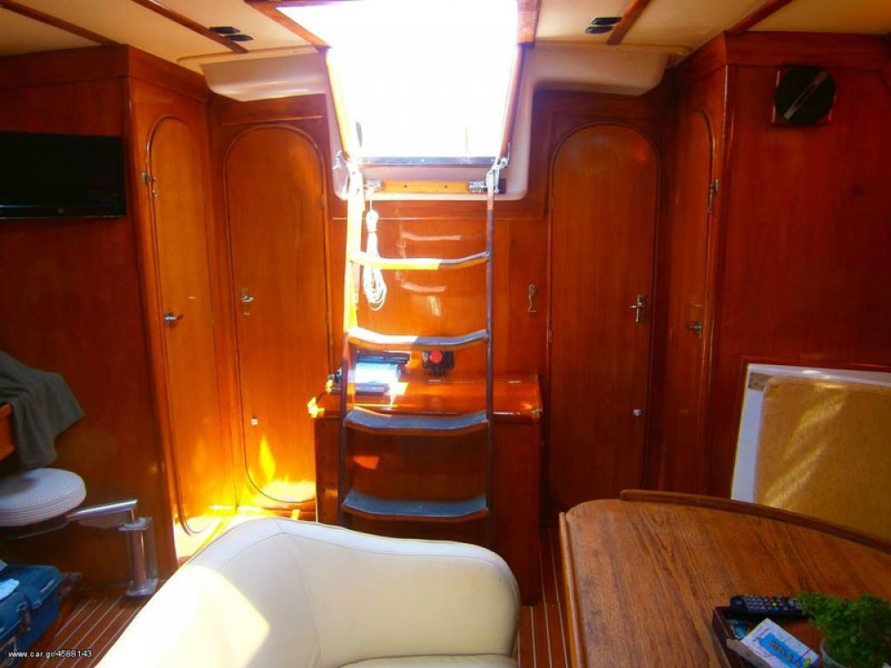 Hire Sailboat with or without skipper Dromor