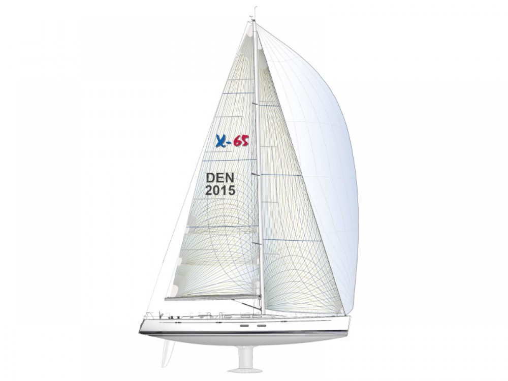 Rental Sailboat in  - X-Yachts X-65