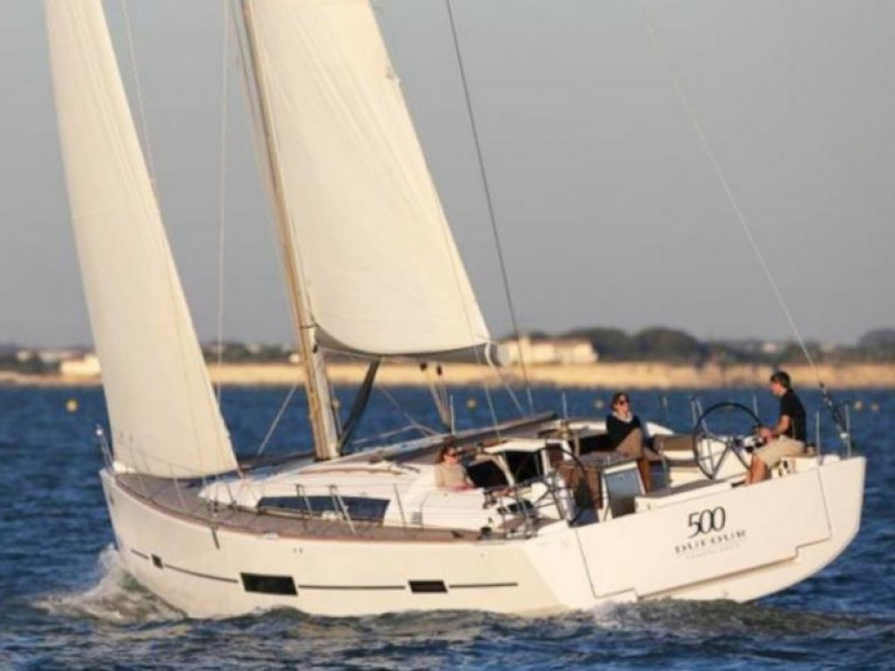 Rental yacht Marsala Marina - Dufour Dufour 500 Grand Large on SamBoat