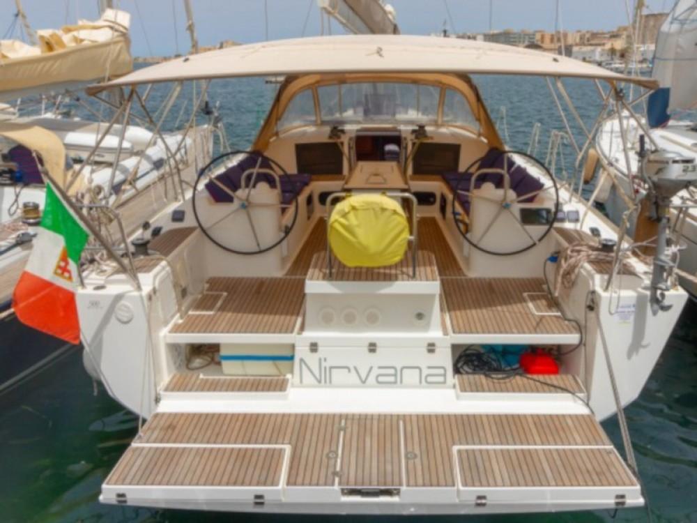 Boat rental Dufour Dufour 500 Grand Large in Marsala on Samboat