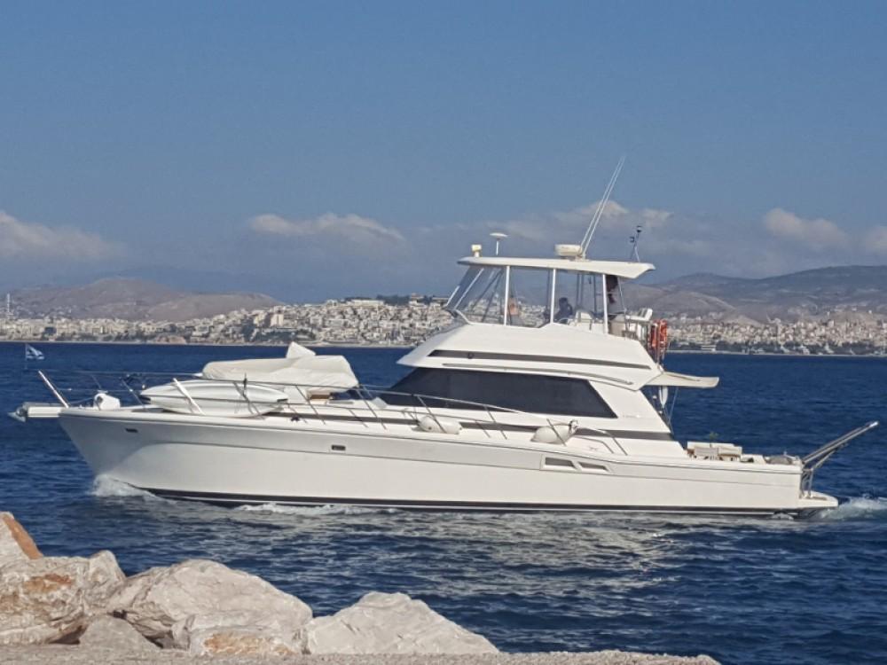 Rental yacht Álimos - Riviera Riviera 48 on SamBoat