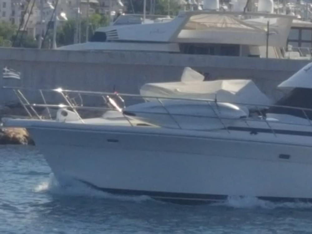 Boat rental Álimos cheap Riviera 48