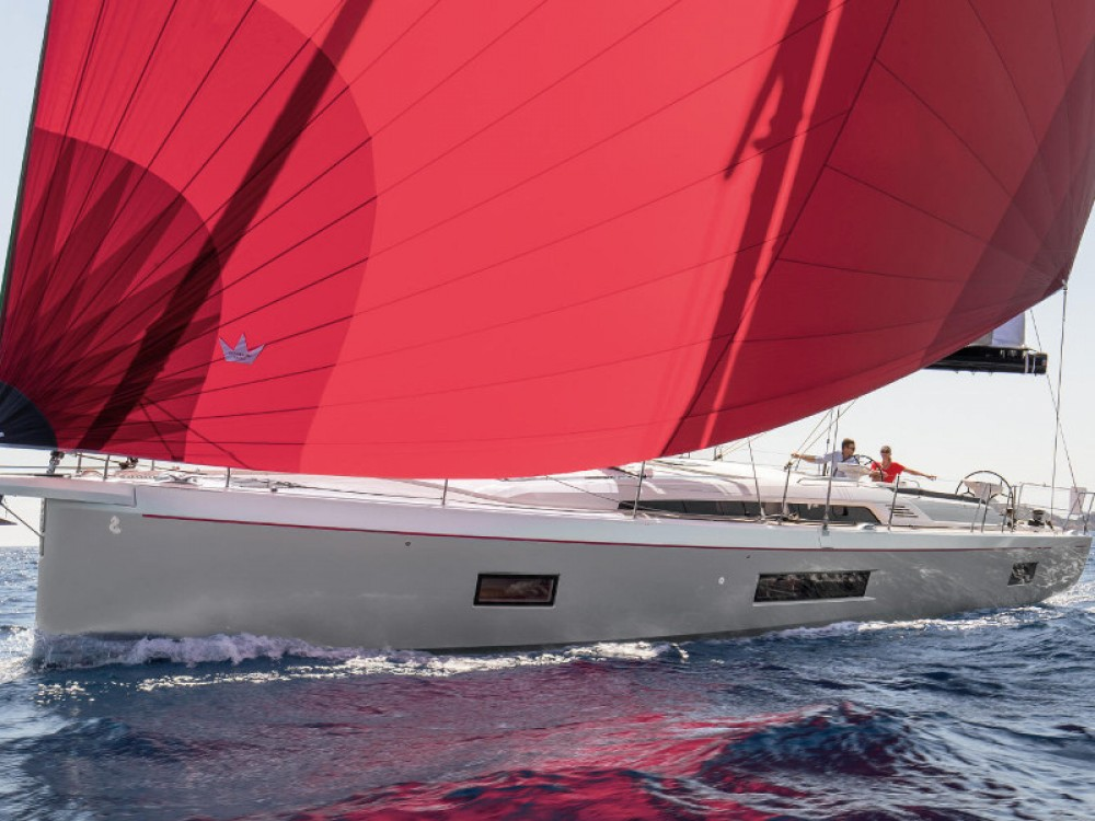 Bénéteau Oceanis 51.1 between personal and professional Lefkada