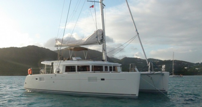 Hire Catamaran with or without skipper Lagoon Tivat