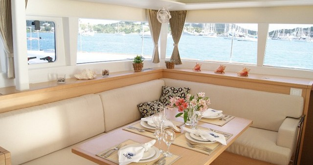 Lagoon Lagoon 450 between personal and professional Tivat