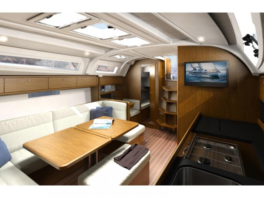 Boat rental Lefkada cheap Bavaria Cruiser 41