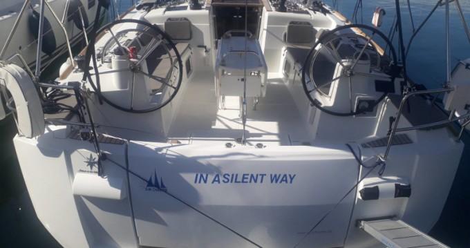 Rental yacht Tropea - Jeanneau Sun Odyssey 519 on SamBoat
