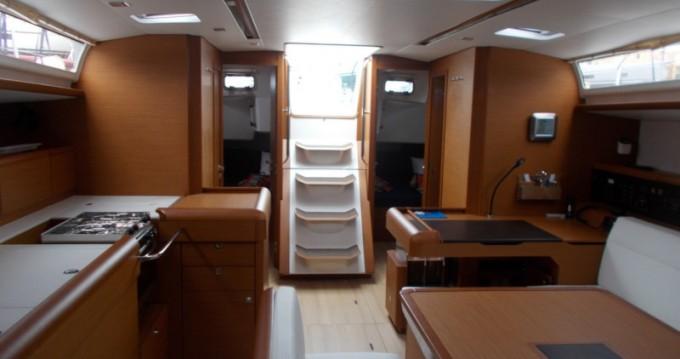 Rental Sailboat in Tropea - Jeanneau Sun Odyssey 519
