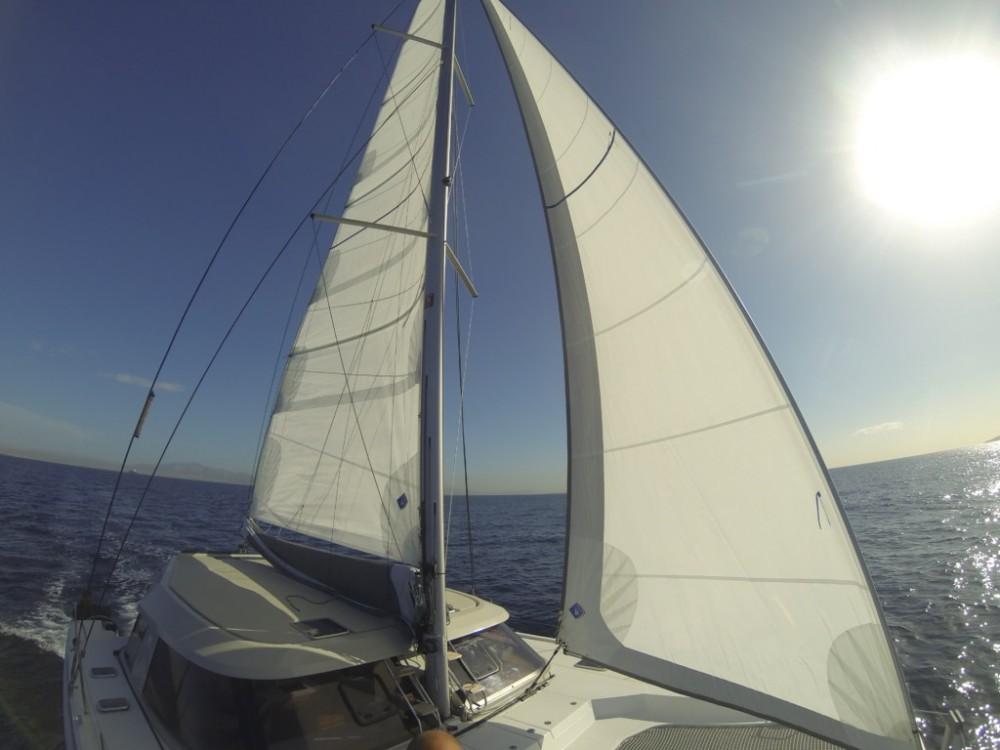 Boat rental Nautitech Nautitech 40 in Skiathos on Samboat