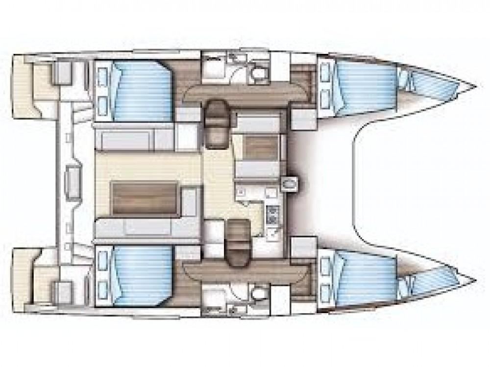 Hire Catamaran with or without skipper Nautitech Skiathos
