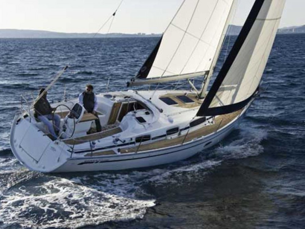 Boat rental Gothenburg cheap Bavaria Cruiser 34-2